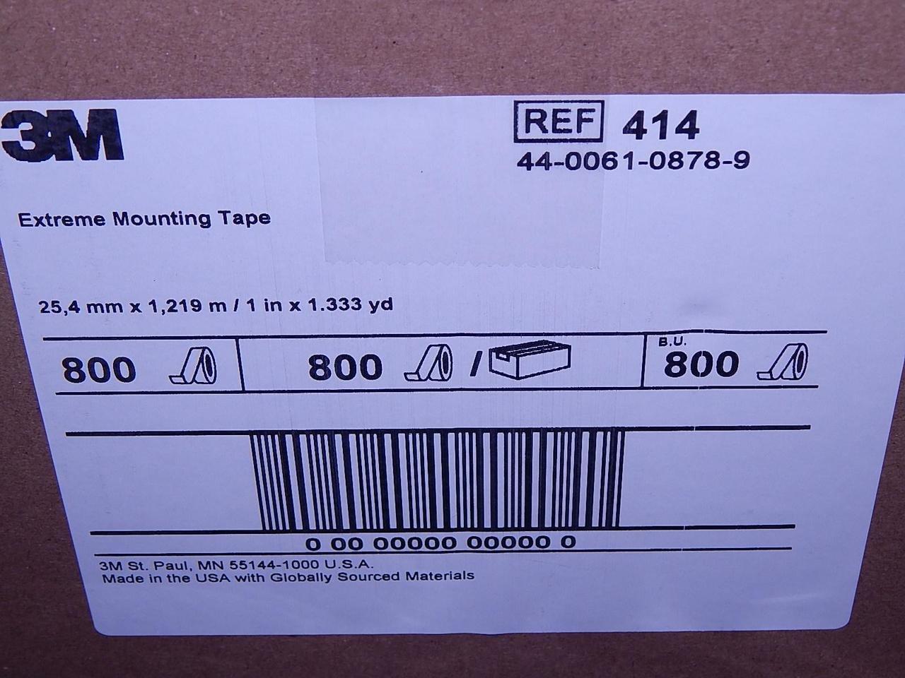 Scotch Extreme Mounting Tape 1''x60'' (30 lbs) by Scotch (Image #1)