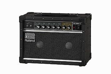 "Roland JC22 Jazz Coro 2 x 6.5"" 30w Amplificador De Guitarra"