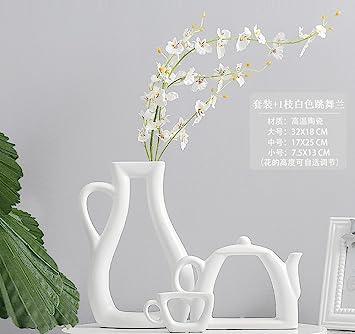 Die Vase Ornament Studio Wohnzimmer Deko Keramik Vase Von