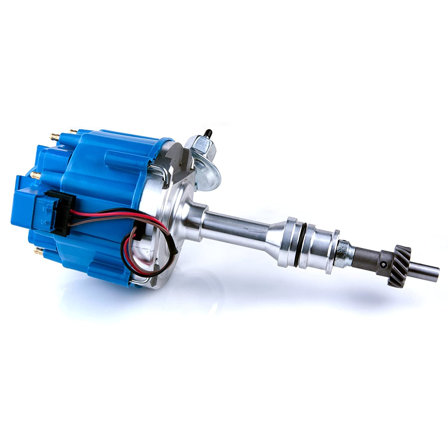 Brand New Compatible Ignition Distributor w/ Cap & Rotor