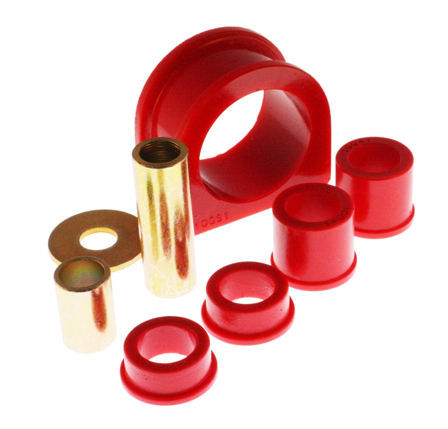 Energy Suspension 8.10103R 4WD RACK & PINION BUSHING SET by Energy Suspension