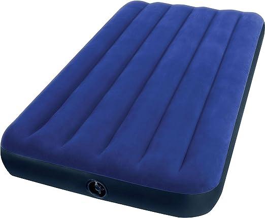 Amazon.com: Intex colchón inflable doble clá ...
