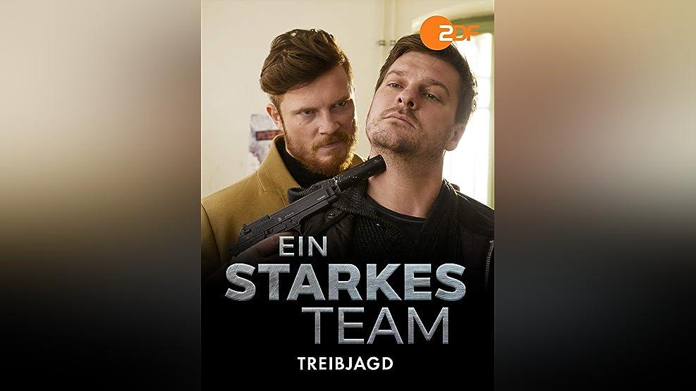 Ein starkes Team - Treibjagd