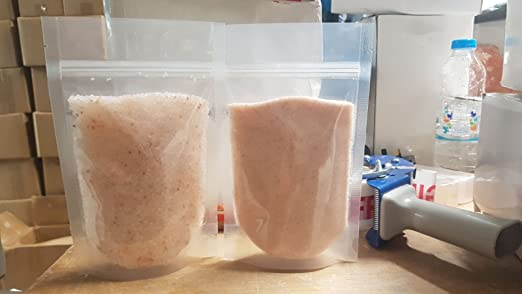 Magic salt Himalayan Pink salt crystal rock salt Himalaya rosado sal: Amazon.es: Alimentación y bebidas