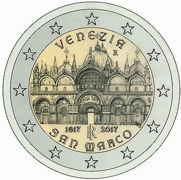 Numisporturo Italia 2017 Basilica Di San Marco Amazonfr Jeux Et