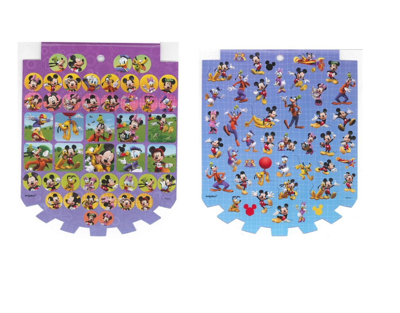 -1 PACK Design-ware SG/_B06ZZVWFYZ/_US Disney Mickey Mouse Sticker Book for Kids over 350 stickers