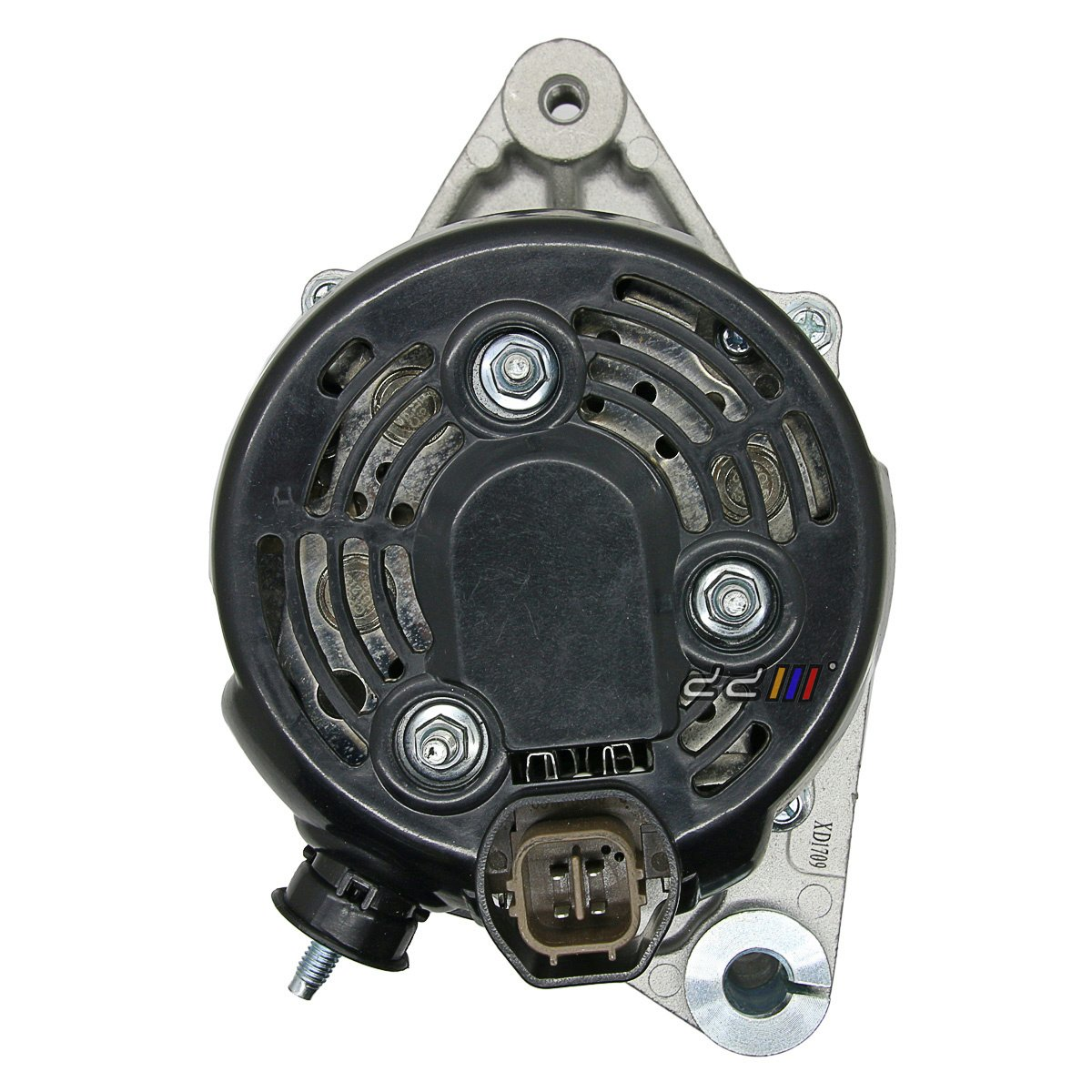 Amazon.com: 100A Alternator For Toyota Hilux VIGO D4D KUN16 KUN26 1KD-FTV 2KD-FTV 2005-14: Automotive