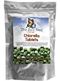 Chlorella Tablets 250 grams - (Mega-Pack 1000 Tablets)