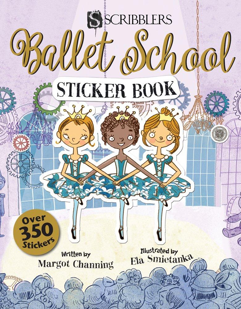 Ballet School Sticker Book (Scribblers Fun Activity) ebook