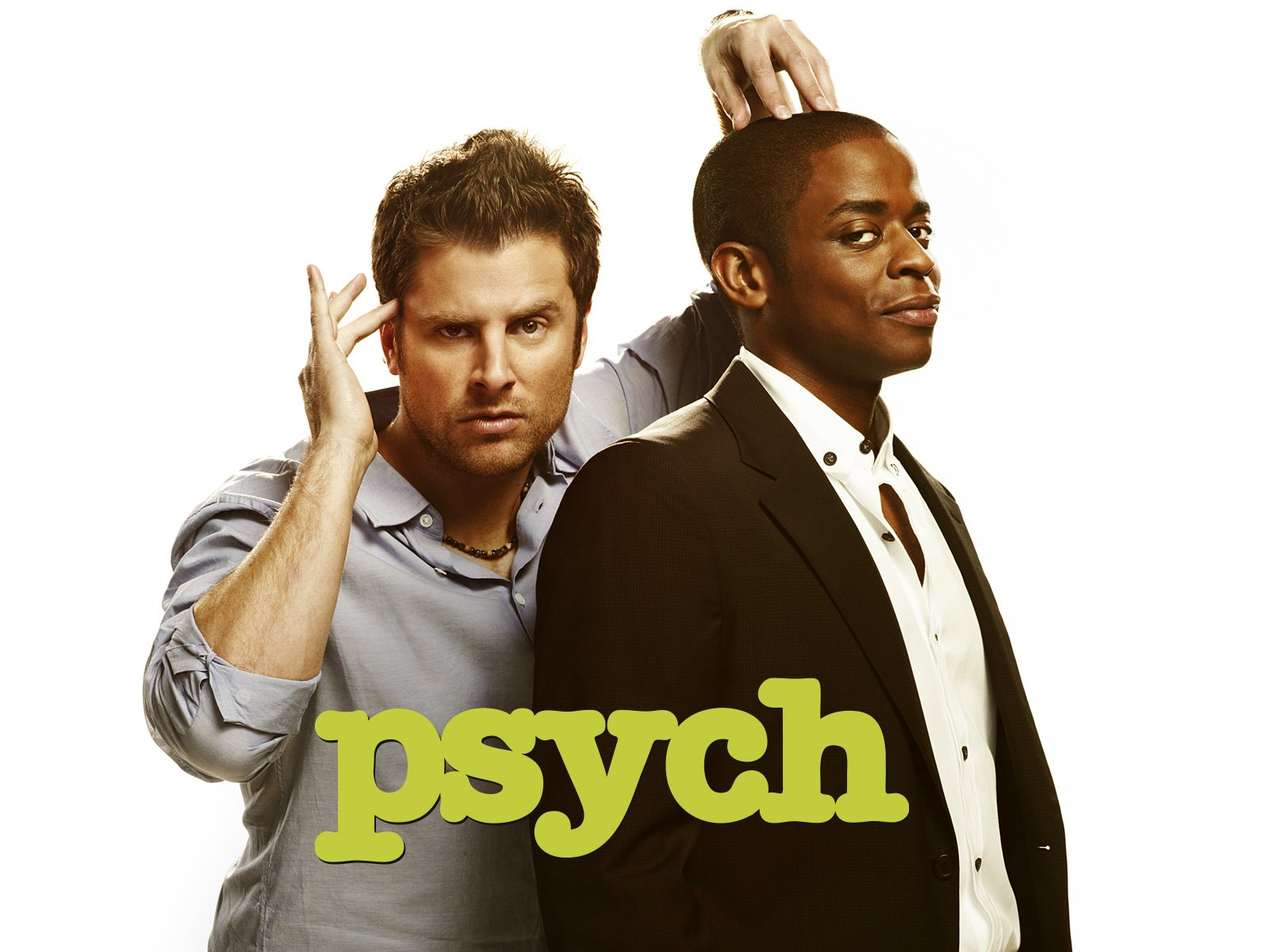 Amazon com: Watch Psych Season 8 | Prime Video