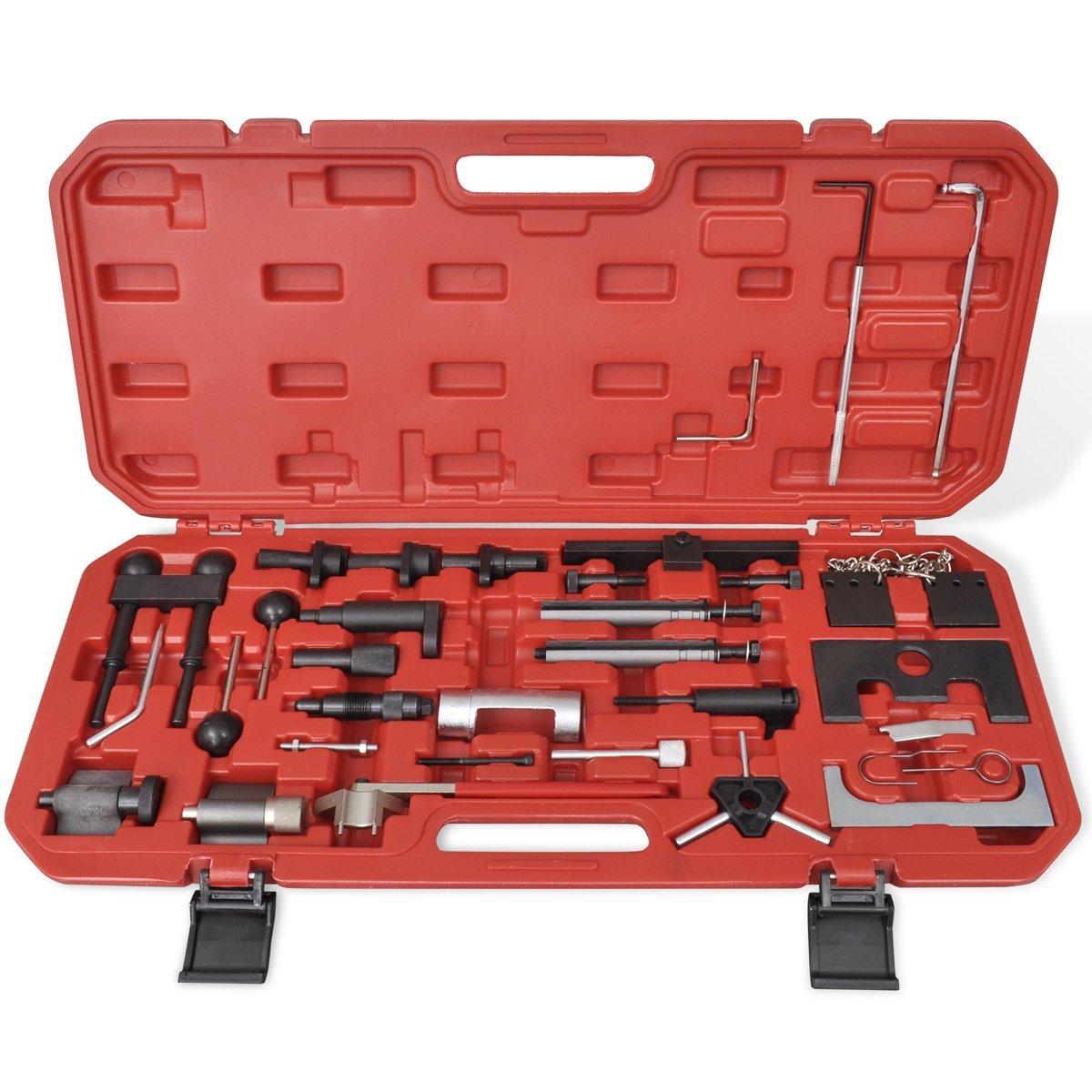 Lock Setzwerkzeug-Kit Diesel und Benzin vidaXL