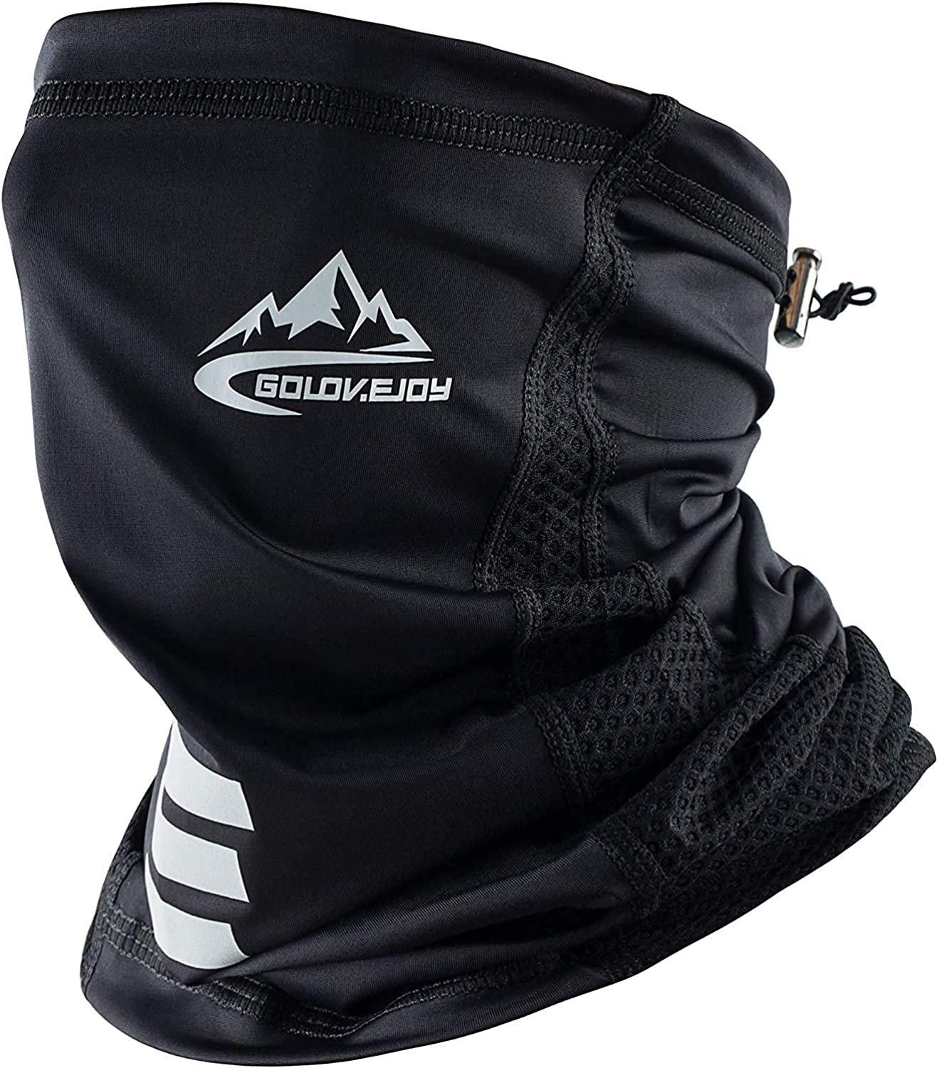 Face Summer Cooling Neck Gaiter - Ice Silk Bandana Scarf Face Cover Anti Dust for Sport Fishing Cycling