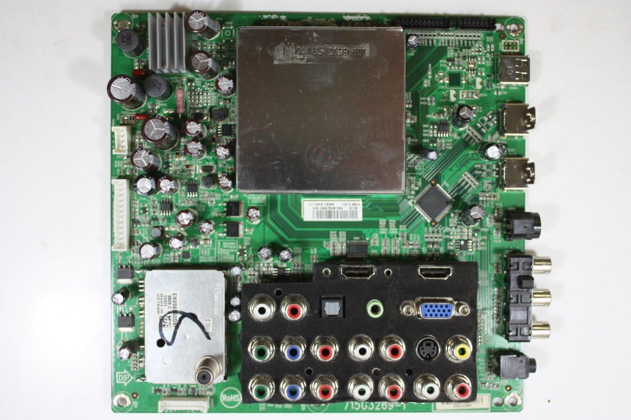 INSIGNIA 32 NS-L322Q-10A TQ8CBZK049 Main Video Board Motherboard Unit