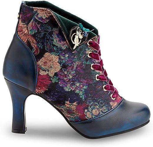 joe browns navy boots
