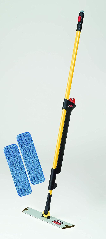 Grigio Rubbermaid Commercial Products 1861160 Pulse Sistema di Pulizia Struttura a Lato Singolo 40 cm