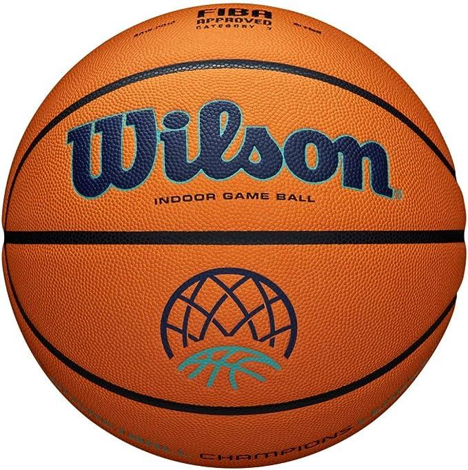 Wilson WTB0900XBBCL Balón de Baloncesto, Evo Next Champions League ...