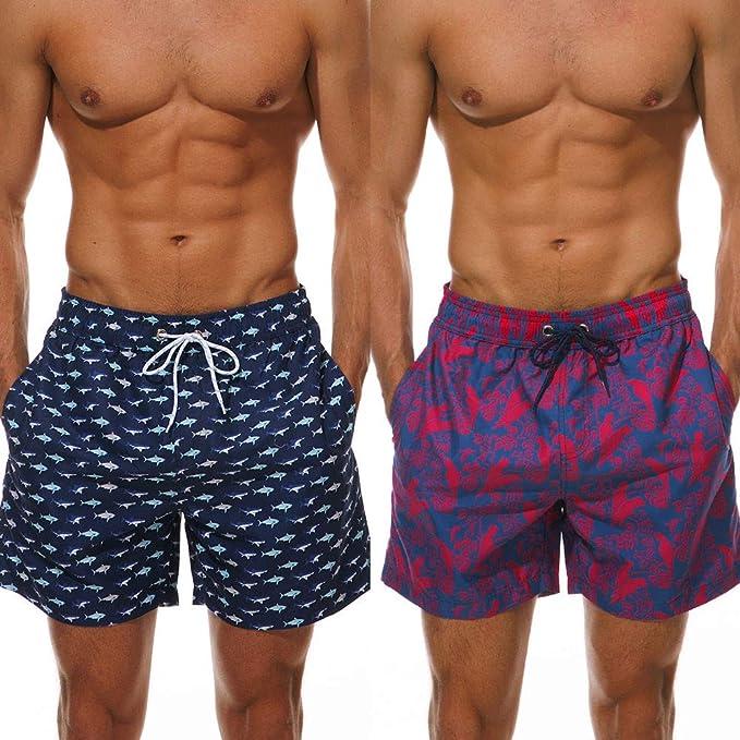 Acquista Pantaloncini Da Mare Da Uomo Pantaloncini Da Spiaggia Da Uomo Pantaloncini Da Mare Da Uomo Pantaloncini Da Uomo Da Uomo Pantaloncini Da