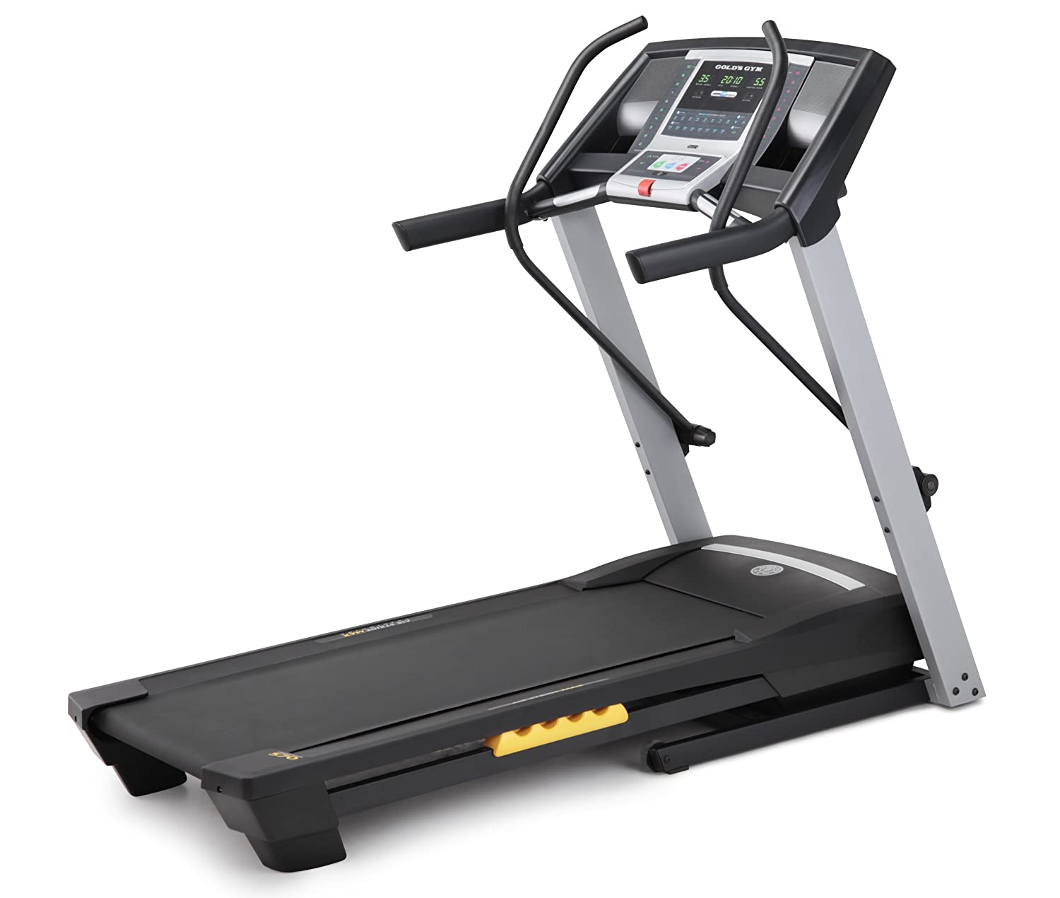Amazon.com : Gold's Gym Crosswalk 570 : Exercise Treadmills : Sports &  Outdoors