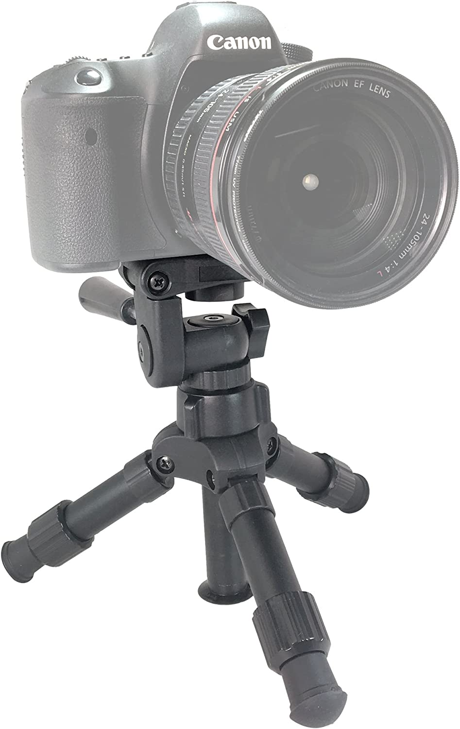 Vidpro TT-12 Heavy Duty Table Top Tripod with 3-Way Pan Head