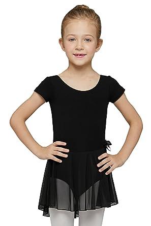 ... No L9912  fashion styles bdfc2 5b30c Mdnmd Girls Skirted Short Sleeve  Leotard (Tag110 Age 2-4 ... 720443380