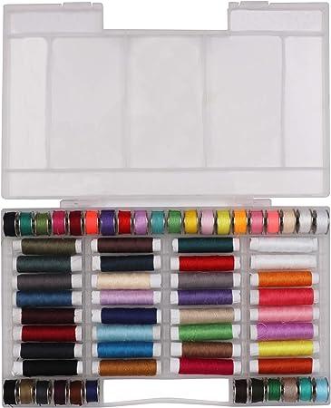 Hilo de Coser de Poliéster (64 Paquete) - Hilos de coser de ...