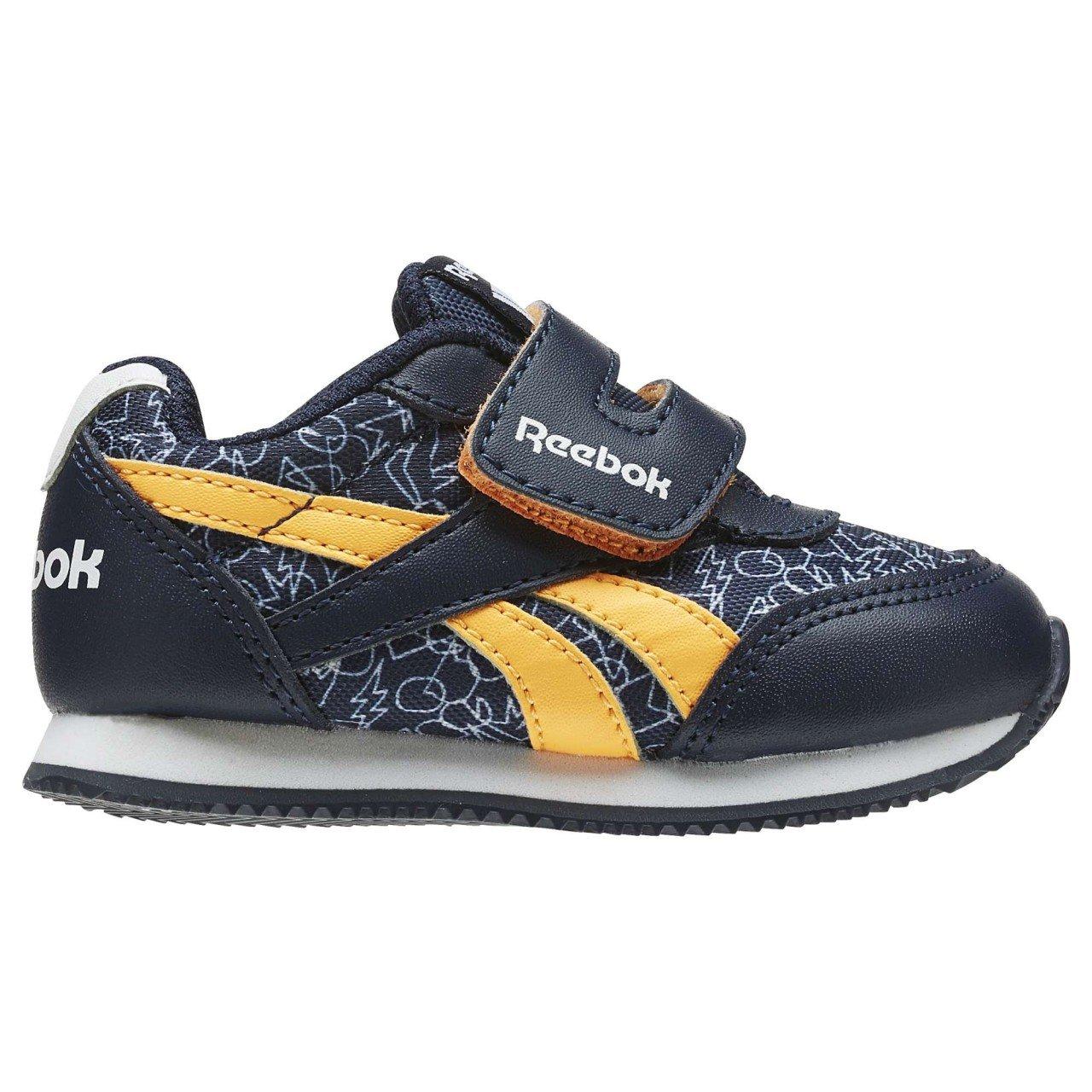 Reebok Jungen BD4024 Trail Runnins Sneakers, 24 EU