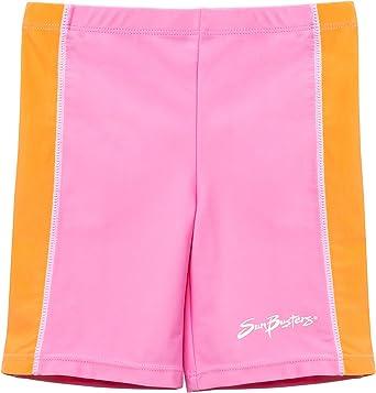 Sun-Blocking Swim Shorts UV Skinz Girl/'s UPF 50 Swim and Play Jammerz