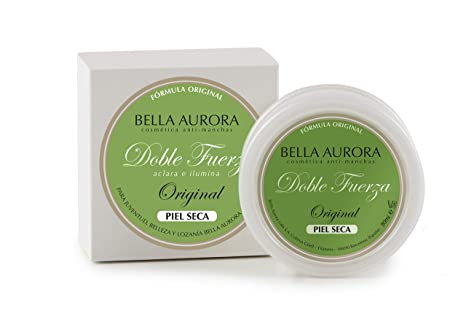 Bella Aurora Doble Fuerza Crema Facial Antimanchas - 30 ml: Amazon.es: Belleza