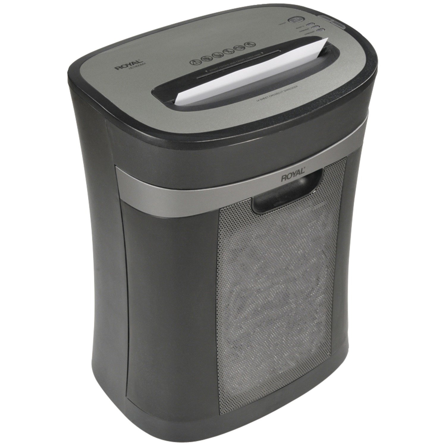 Royal HD1400MX 14-sheet 60-minute Run-time Cross-cut Shredder by Royal