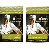Sodium Citrate + Sodium Hexametaphosphate Value Pack ⊘ Non-GMO ☮ Vegan ✡ OU Kosher Certified - 100g/4oz