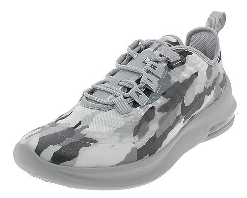 Nike Air MAX Axis Print (GS), Zapatillas de Running para