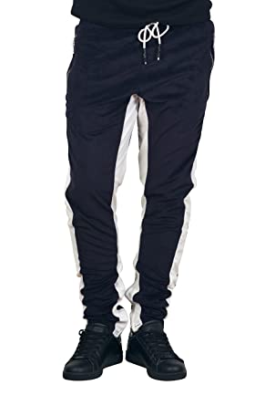 5b0c2ae64c6db2 Jordan Craig Luciano Velour Track Pants at Amazon Men s Clothing store