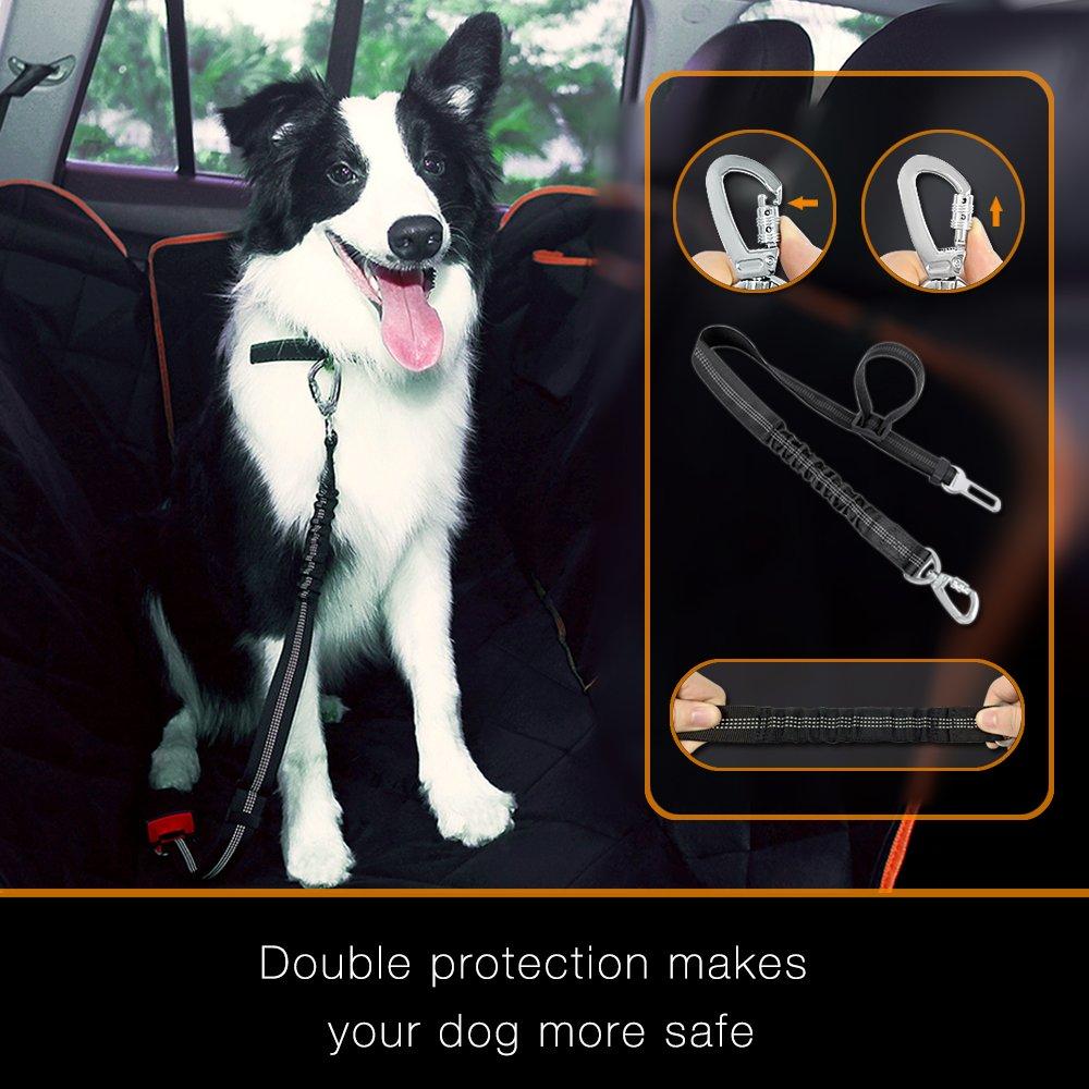 Ibuddy Dog Car Seat Covers Back Seat Cars Trucks Suv