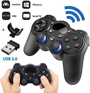 XWB Inalámbrico Bluetooth Mando de Juego Gamepad para Los Teléfonos de Android y Tablet PC: Amazon.es: Electrónica