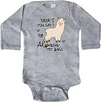 Amazon.com: inktastic Yaya's You Say Alpaca My Bags Long