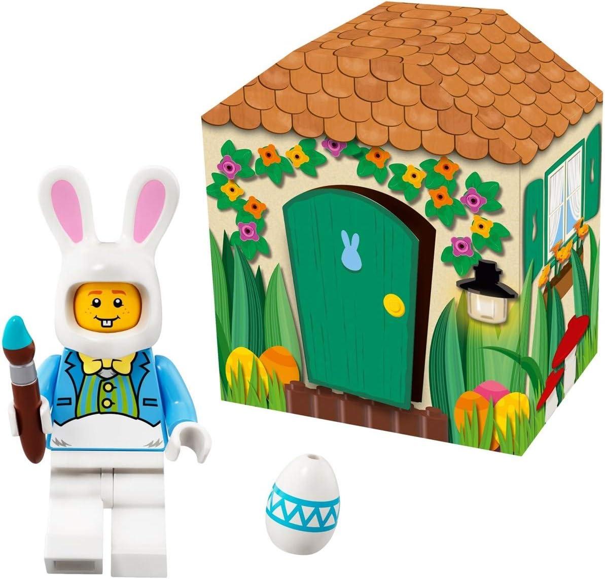 LEGO Easter Bunny Hut Iconic Easter Minifigure Set (5005249)