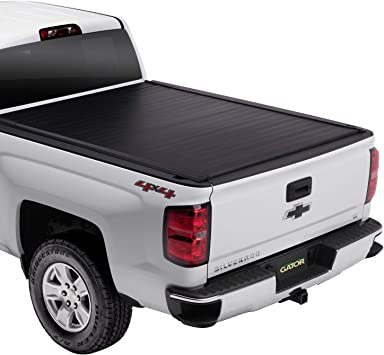 Amazon Com Gator Covers Recoil Retractable Truck Bed Tonneau Cover G30422 Fits 2007 2013 2014 2500 3500 Gm Chevy Sierra Silverado 6 6 Bed Made In The Usa Automotive