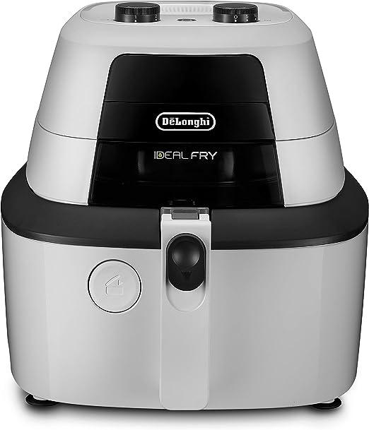 DeLonghi IdealFry Freidora de aire caliente profesional, 1400 W ...