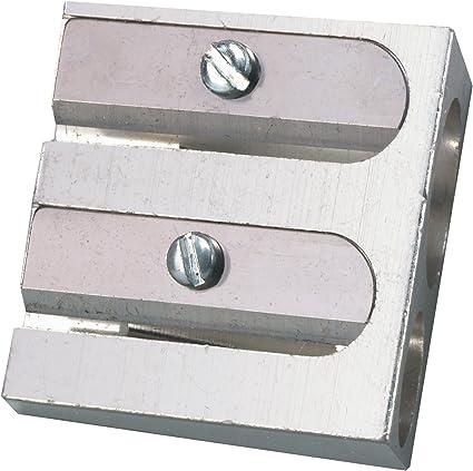 Pelikan 8680324 - Sacapuntas metálico doble: Amazon.es: Oficina y papelería