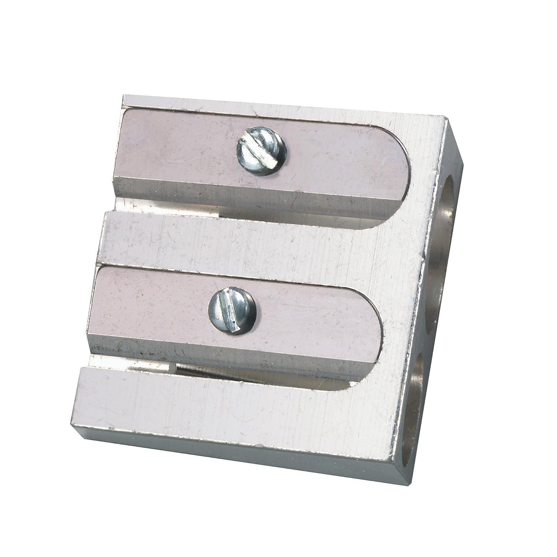 Herlitz-Temperino doppio in alluminio