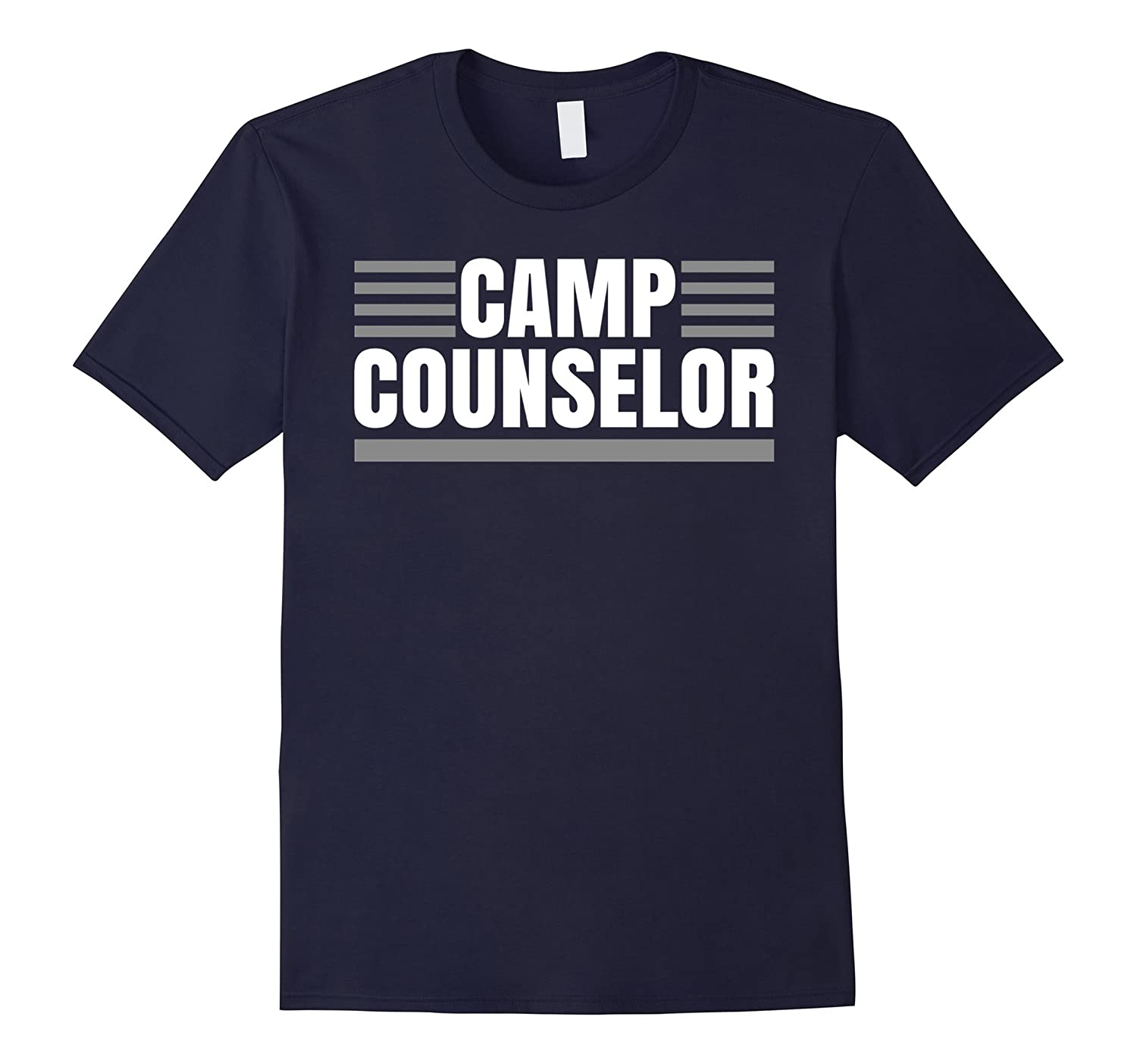CAMP COUNSELOR  CAMPERS STAFF T-SHIRT-Vaci