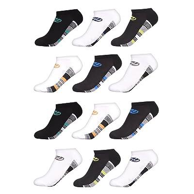 Heelys Boys 12 Pack Low Cut No-Show Socks