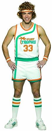 rasta imposta semi pro uniform costume multi colored one size