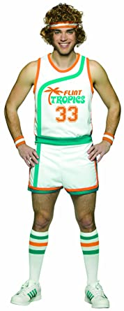 rasta imposta semi pro uniform costume multi colored one size