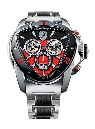 Amazon Com Tonino Lamborghini 1115 Spyder Men S Chronograph Watch