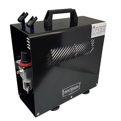 Badger Air-Brush Co. TC910 Aspire Pro Compressor,Black: Arts, Crafts & Sewing