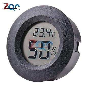 Mini LCD digital termómetro higrómetro frigorífico congelador temperatura Sensor humedad medidor detector interior MEDIDOR instrumentos