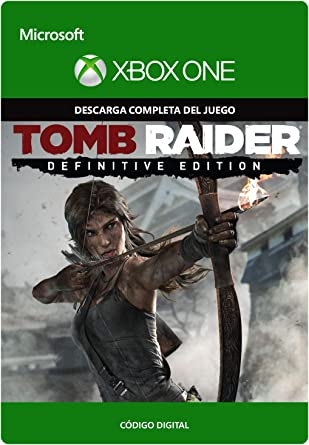 Tomb Raider: Definitive Edition | Xbox One - Código de descarga ...