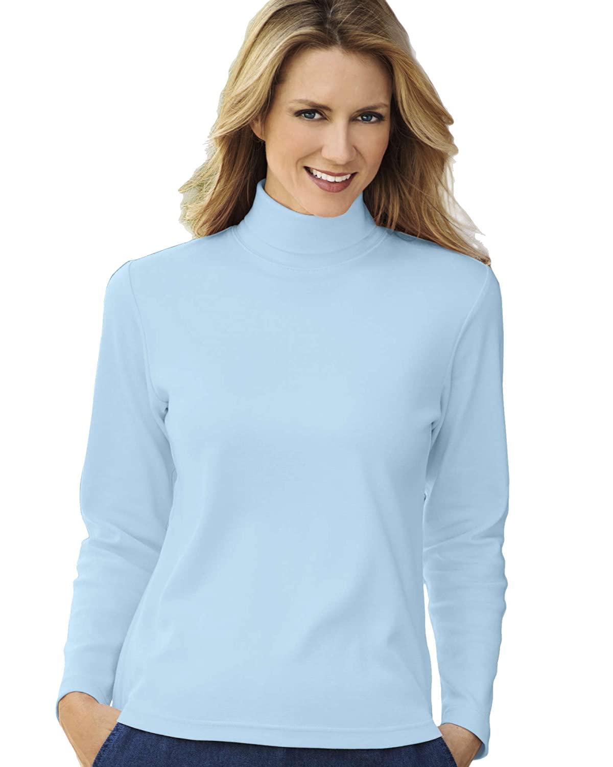 UltraSofts Turtleneck 8640
