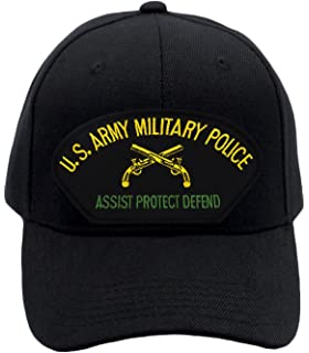 e334dcca Patchtown US Army Military Police Hat/Ballcap Adjustable One Size Fits Most  (Multiple Colors